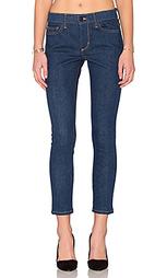 Скинни джинсы со средней посадкой lauren - Siwy