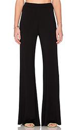 Широкие брюки с высокой посадкой eco - Michael Lauren