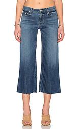 Укороченные широкие джинсы sammi - Hudson Jeans