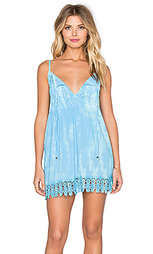 Мини платье azul - Tiare Hawaii