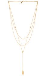 Ожерелье в форме лассо joplin - gorjana
