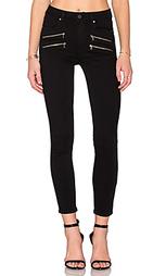 Облегающие джинсы с высокой посадкой edgemont - Paige Denim