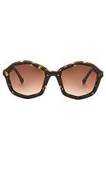 Солнцезащитные очки kingsley - Steven Alan
