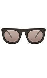 Солнцезащитные очки bergen - Steven Alan