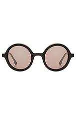 Солнцезащитные очки rowe - Steven Alan
