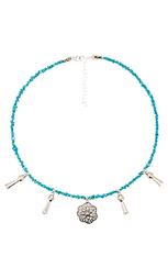 Ожерелье squash blossom - Frasier Sterling