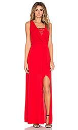 Платье slit - BCBGMAXAZRIA