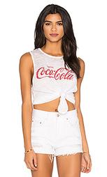 """Майка без рукавов coca cola """"drink a coke"""" - Chaser"""