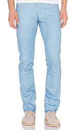 Узкие джинсы skinny guy sky blue power stretch - Naked & Famous Denim
