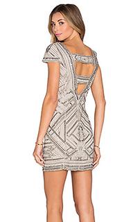 Украшенное платье elijah - Parker