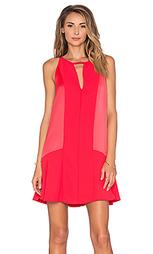 Платье ronan combo - Parker