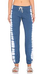 Свободные брюки vintage tie dye - MONROW