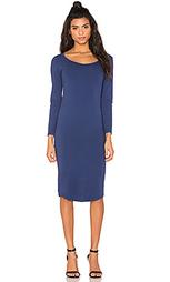 Платье с длинным рукавом core collection - MONROW