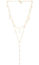 Ожерелье candice shimmer - gorjana