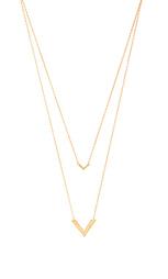 Ожерелье knox v - gorjana