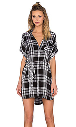 Платье на пуговицах savannah - Rails