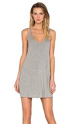 Платье с двойными шлейками - BLQ BASIQ