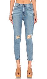 Укороченные джинсы hi & wasted - Ksubi