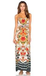 Платье с ярусами сзади внизу - Camilla