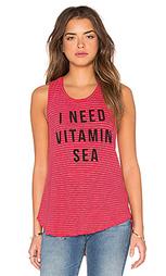 Майка vitamin sea - SUNDRY