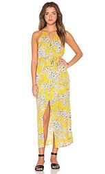 Макси платье marigold - Bardot