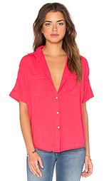 Рубашка с коротким рукавом cotton voile - SUNDRY