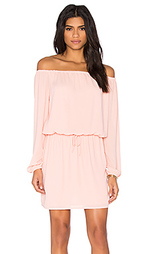 Платье со спущенными плечами willow - Three Eighty Two