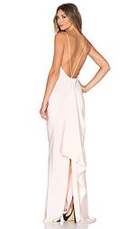 Вечернее платье с драпировкой сзади - JILL JILL STUART