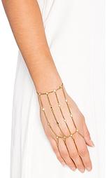 Ручной браслет с цепочкой на пальце diamond kite - Luv AJ