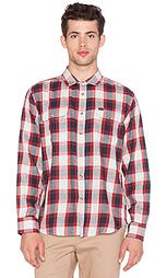 Рубашка с длинными рукавами ridley - Obey