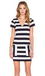 Платье-рубашка с накладным краманом - 1. STATE