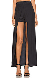 Юбка-брюки с асимметричным низом - Ella Moss