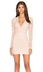Платье с плетением miamell - Endless Rose