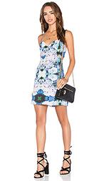 Обтягивающее платье strapless bombshell - NBD