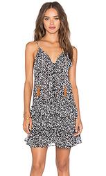 Платье со сборками delfine - MISA Los Angeles