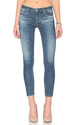 Узкие джинсы legging ankle - AG Adriano Goldschmied