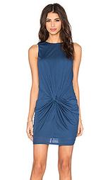 Платье с защипом perfect modal - twenty