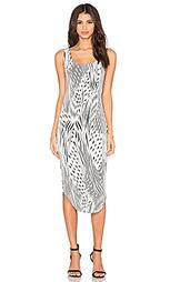 Обтягивающее платье sail ottoman - twenty