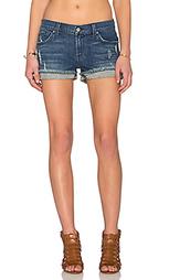 Джинсовые шорты shorty - James Jeans