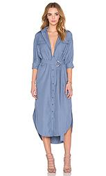 Платье-рубашка on point - C/MEO