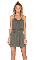 Плиссированное платье ками - Bella Luxx
