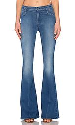 Расклешенные джинсы superstition - MOTHER