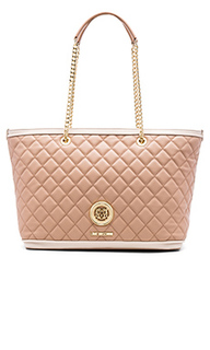Сумка тоут superquilted - Love Moschino
