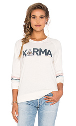 Свитшот karma pyramid - Spiritual Gangster