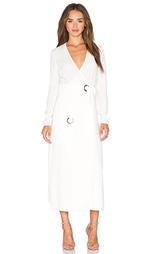 Платье миди ray - A.L.C.