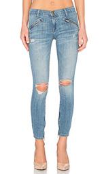 Укороченные джинсы the silverlake - Current/Elliott