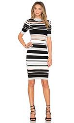 Платье с вырезами - MILLY