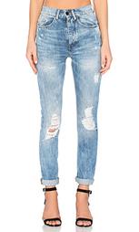 Потертые джинсы в мужском стиле - Etienne Marcel