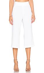 Укороченные расклёшенные брюки - Enza Costa