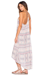 Макси платье накидка rimini - L*SPACE
